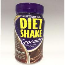 Diet Shake Crocante 400g Nutrilatina Age -