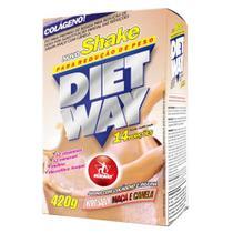 Diet Way Maça e Canela Midway - Shake para Redução de Peso - Midway -