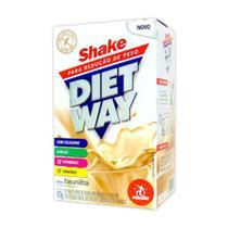 Diet way sabor baunilha 420g - Midway -