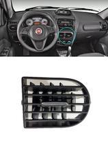 Difusor Central Ar Condicionado Orig Fiat Siena 14 Direito -