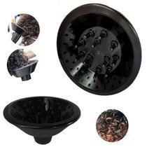 Difusor De Ar Universal Definidor De Cachos Encaixe 4,5cm - Newbeauty