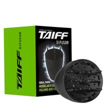 Difusor Taiff Universal Para Secador De Cabelos -