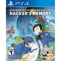 Digimon Story Cyber Sleuth Hacker'S Memory - Ps4 - Sony