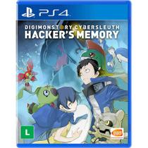 Digimon Story Cyber Sleuth Hackers Memory - PS4 - Bandai nanco