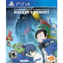 Digimon Story Cybersleuth Hacker's Memory - Ps4 - Sony