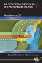 Dimension cognitiva en la ensenanza de lenguas, la - Edinumen -