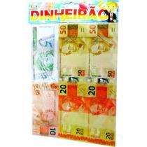 Dinheirão c/ 35 Notas - 1064 - Mini Toys (2846) -
