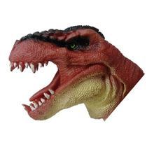 Dino fantoche dtc - dinossauro de borracha - vários modelos -