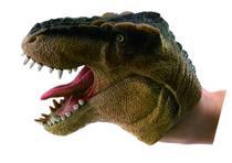 Dino Fantoche DTC - Marron - Arca De Noé