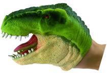 Dino Fantoche DTC - Verde - Arca De Noé