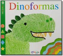 Dinoformas - Coleção Dedinhos - Catapulta