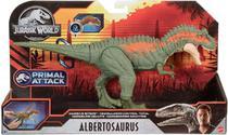 Dinossauro Albertosaurus Jurassic World Camp Cretáceo Mattel -