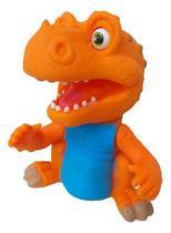 Dinossauro Brinquedo Tirano Toy Articulado Vinil Infantil - Adijomar