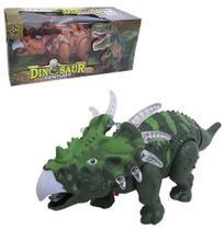 Dinossauro Century Com Som E Luz A Pilha Na Caixa - 20 Comercial