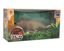 Dinossauro Coleção Dinos Miniatura Triceratops - Roma Jensen -