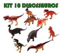 Dinossauro De Borracha Miniatura Brinquedo Jurassic Animais - Fut Br