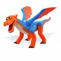 Dinossauro De Brinquedo Dragon Amigo Dragão Emite Som Menino - Adijomar