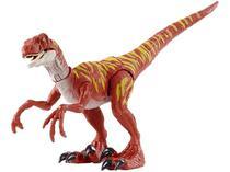 Dinossauro de Brinquedo Jurassic World - Batalha Feroz Articulado Mattel
