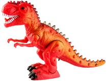 Dinossauro de Brinquedo Tiranossauro Rex - Emite Som e Luz com Acessórios Zoop Toys