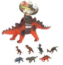 Dinossauro de vinil sortidos dino wellkids - Wellmix