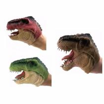 Dinossauro Dino Fantoche DTC -