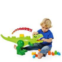 Dinossauro dino jurassic baby land pedagógico - cardoso -