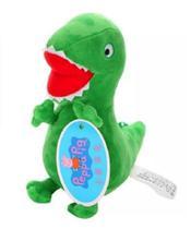 Dinossauro do george pig irmão da peppa pig -