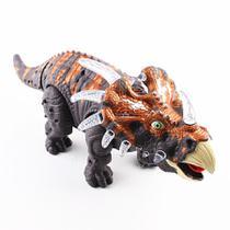 Dinossauro Eletrônico Que Anda Com Som Luz E Movimento - Wellmix