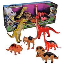 Dinossauro Evolucao  - 838 Adijomar -