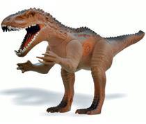Dinossauro Furious Rex 60 Cm Emite Som Adjomar Brinquedos - Adijomar Brinquedos