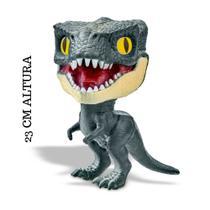 Dinossauro pop tiranossauro rex mega toy vinil t rex grande - Adijomar Brinquedos