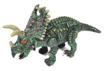Dinossauro Series  Tricerapto Verde ArtT Brink - Artbrink