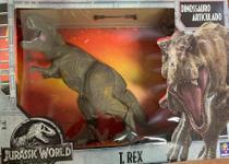 Dinossauro T-Rex Gigante - Jurassic World - Mimo -