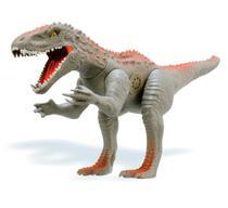 Dinossauro Tiranossauro Furious C/ Som - Adijomar Brinquedos -