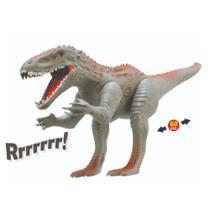 Dinossauro tiranossauro indominus rex furious adijomar - Adijomar Brinquedos