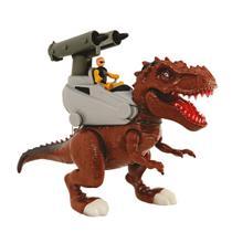 Dinossauro Tiranossauro Rex Attack Lança Míssil - Adijomar -