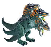Dinossauro Tiranossauro Rex Com Som Luz Mexe a Cabeça e Põe 2 Ovinhos - Dm