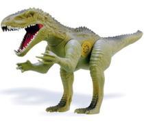 Dinossauro Tiranossauro Rex Grande 60 Cm C/ Som Menino - Trex