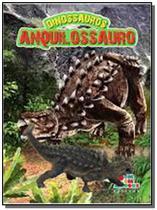Dinossauros - anquilossauro ( inclui dinossauro articulado ) - Cedic -