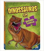 Dinossauros em Quebra-Cabeças - Todolivro