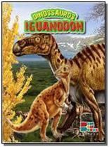 Dinossauros - iguanodon ( inclui dinossauro articulado ) - Cedic -