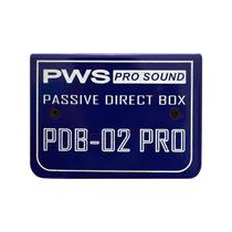 Direct Box Passivo PDB-02 PRO - PWS -