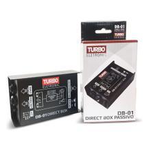 Direct Box Passivo - Turbo Eletronic -