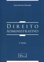 Direito Administrativo - 3ª Edição (2018) - Verbatim