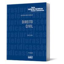Direito Civil - Parte Geral - Col. Provas e Concursos - Vol. 3 - 3ª Ed. 2011 - Atlas -
