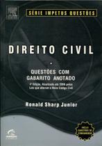 Direito Civil - Questões Com Gabarito Anotado - Campus