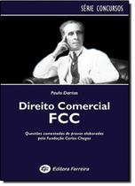 Direito Comercial FCC - Coleção Concursos - Ferreira