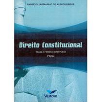 Direito Constitucional Vol 1: Teoria Da Constituição - Vestcon