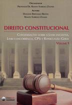 Direito Constitucional - Volume 1 - Ônix -
