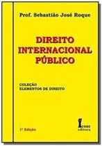 Direito internacional publico                   16 - Icone - Ícone